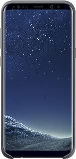 Samsung Galaxy S8+ Silicone Protective Cover Dark Grey