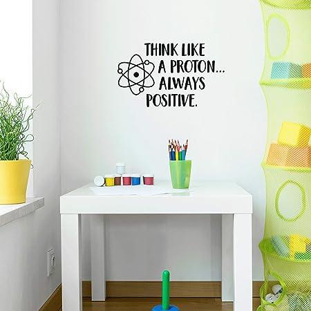 School Supplies Wall Decal Science Education Vinyl Sticker Classroom Art Decor 121nr