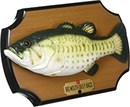 The Original Big Mouth Billy Bass Singing Sensation Fish Motion Activated