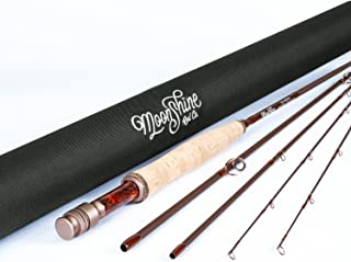 Moonshine Rod Co. The Drifter Series Fly Fishing Rod