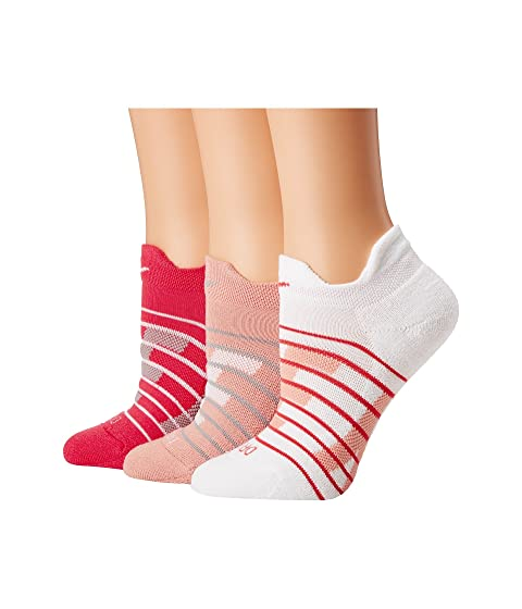 Dry Cushioned Low Training Socks 3-Pair Pack, Multicolor 2
