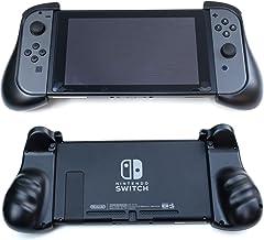 ButterFox Dockable Trigger Hand Grip Case for Nintendo Switch Joy-Con - Black