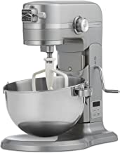 Kenmore Elite 89308 6 Quart Bowl Lift Stand Mixer in Stainless Steel