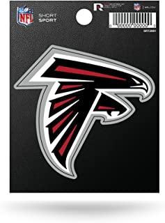ProMark NFL Atlanta Falcons DecalDecal Set Mini 12 Pack Team Colors One Size