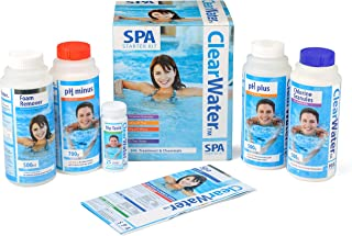 lay z spa chemicals