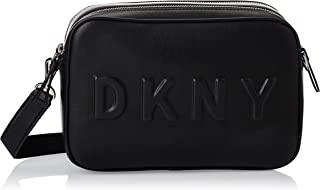 DKNY BAG R01EVH29 BLACK/SILVER