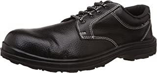 Aktion Safety Shoes Rainbow R-55C Composite Toe - Size: 10, Black