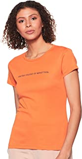 United Colors of Benetton Women's Slim Fit T-Shirt