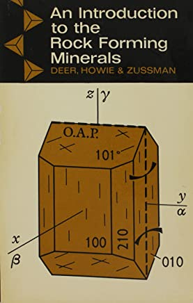 Introduction to the Rock Forming Minerals