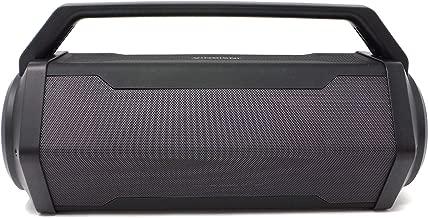 Insignia - Waterproof Portable Bluetooth Speaker - Black