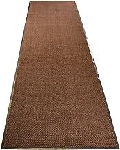 RugStylesOnline 高级入户系列 棕色 黑色 3' x 12' PEC108-3X12