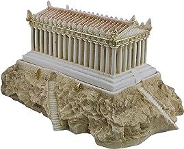 Parthenon Acropolis Athens Athena Temple Greek Cast Marble Sculpture Statue