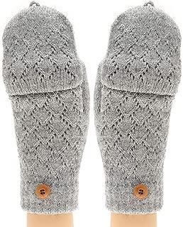 fun fleece mittens