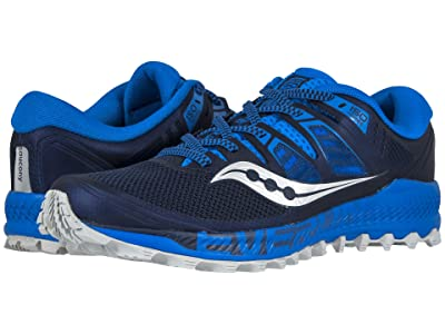 Saucony Peregrine ISO (Blue/Navy) Men