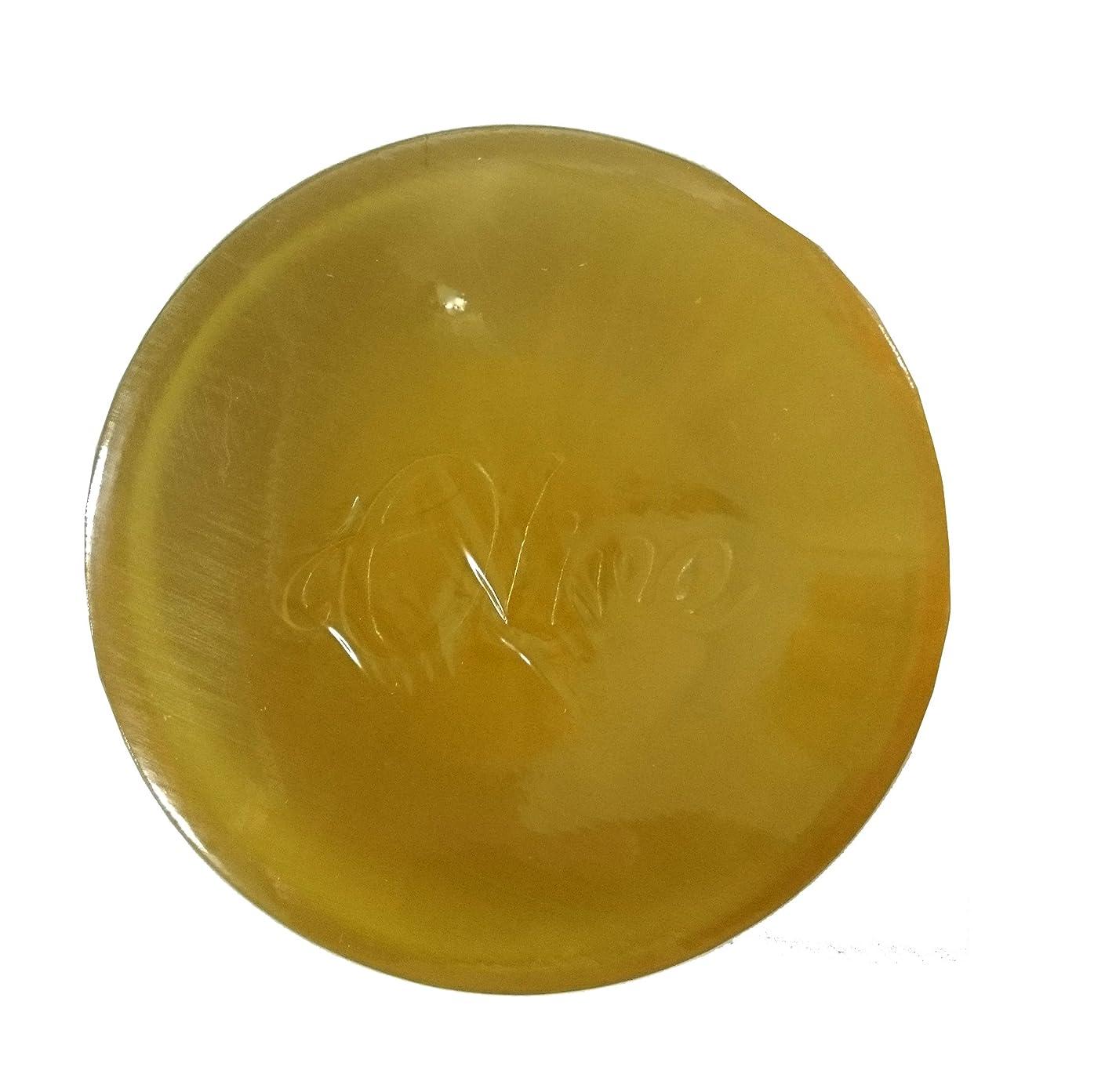 スマイルしゃがむ直立EX バージンオリーブソープ 透明石けん 90g