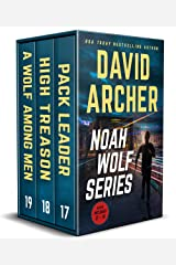 Noah Wolf Series: Books 17-19 (Noah Wolf Boxed Set Book 6) Kindle Edition