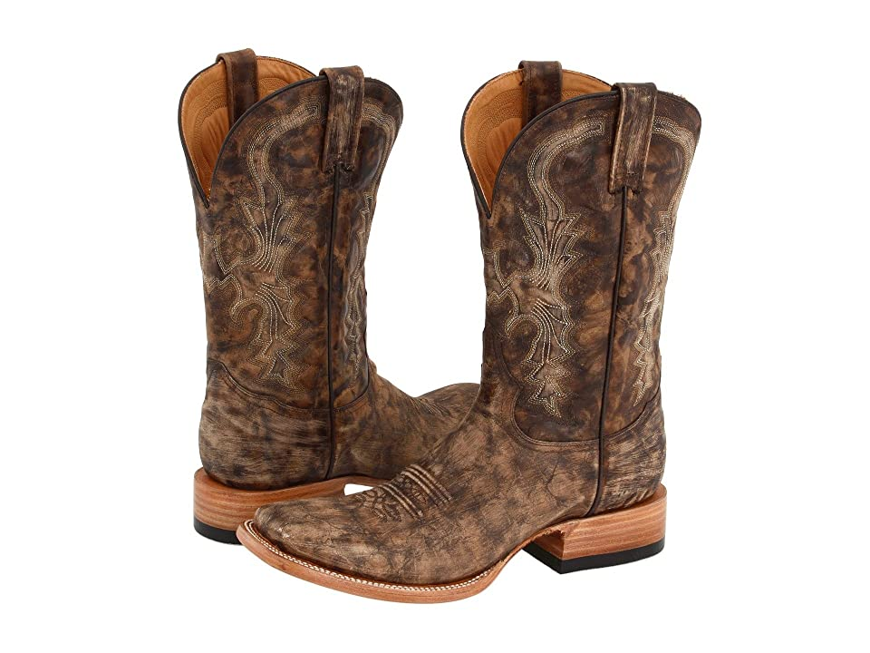 Stetson The Bob Boot (Sanded Redwood) Cowboy Boots
