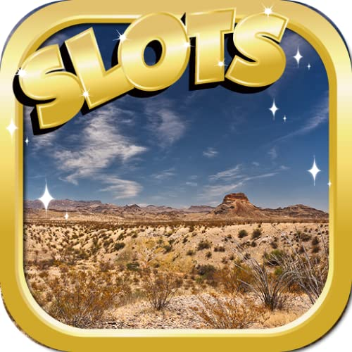 Casino Slots Games : Desert Neon Edition - Best Free Slot Machine Games For Kindle
