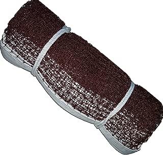 Raisco Pro Badminton Net (Brown)