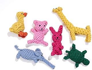 braided dog toy
