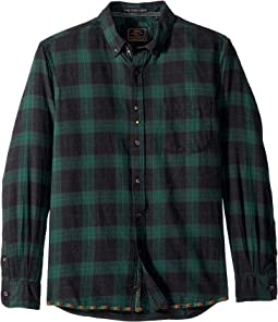 Touch Finish Twill Long Sleeve Shirt
