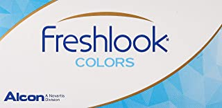 FreshLook Monthly Color Contact Lenses Color Green - 1 Pair 00.00