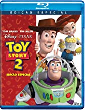 Blu-ray Disney Toy Story 2 [ Brazilian Edition ] [ Audio and Subtitles in English + Portuguese ]