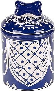 Best pottery dog treat jar Reviews