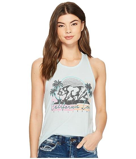 Retro Shirt Cali T Bear Billabong Top vdqFY
