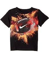 Nike Kids - Exploding Football Tee (Toddler)