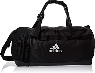 Adidas TR CVRT DUF M Duffel for Unisex - Black/Black/White  NS  DT4814