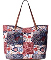 Tommy Hilfiger - TH Grommet II Large Tote Patchwork