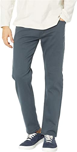 Crew Grey Tencel Stretch