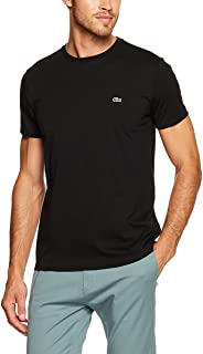 Lacoste Men's Basic Crew Neck Pima T-Shirt