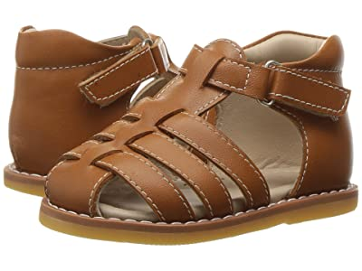 Elephantito Presley Sandal (Toddler) (Natural) Boys Shoes