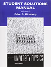 Student Solutions Manual Volume 2 for Essential University Physics