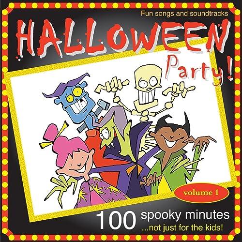 Halloween Party!, Vol. 1
