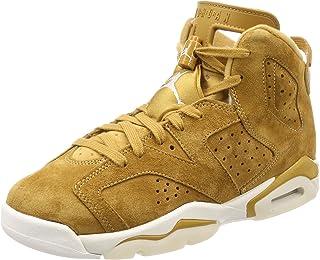 aa9d670d2bf5ce AIR Jordan 6 Retro BG  Golden Harvest  - 384665-705