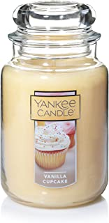 Yankee Candle 00609032519490 Scented Candle, Large Jar, Cream