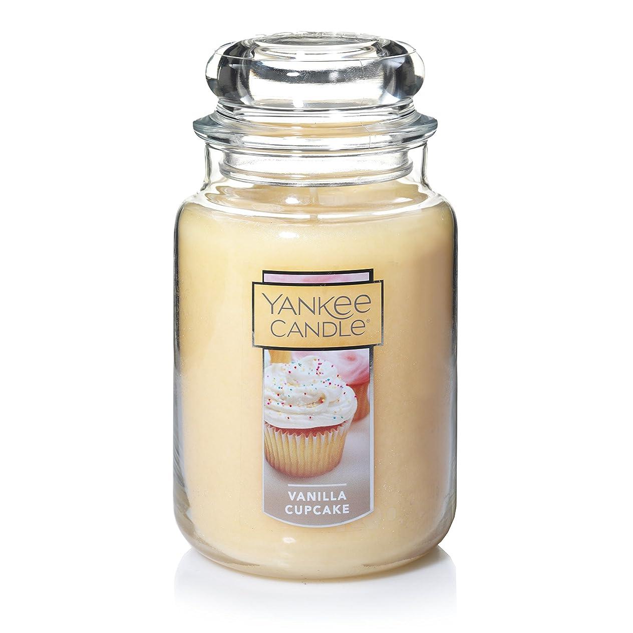侵略温度計怒りYankee Candle Company Vanilla Cupcake Large Jar Candle by Yankee Candle