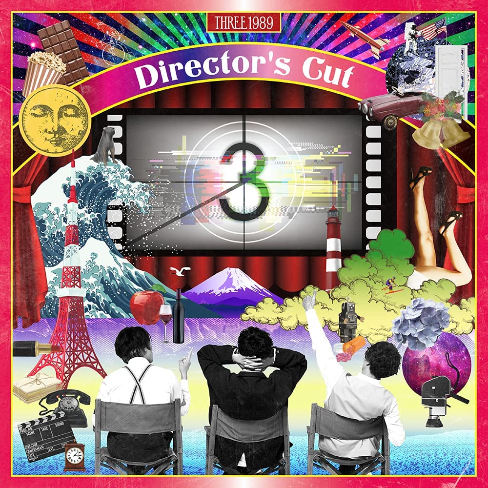 [Album] THREE1989 – Director's Cut [FLAC 24bit + MP3 320 / WEB]