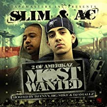 2 of Amerikaz Most Wanted ( Hosted by DJ Envy, Big Mike and DJ Smallz ) [Explicit]