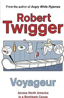 Voyageur: Across the Rocky Mountains in a Birchbark Canoe