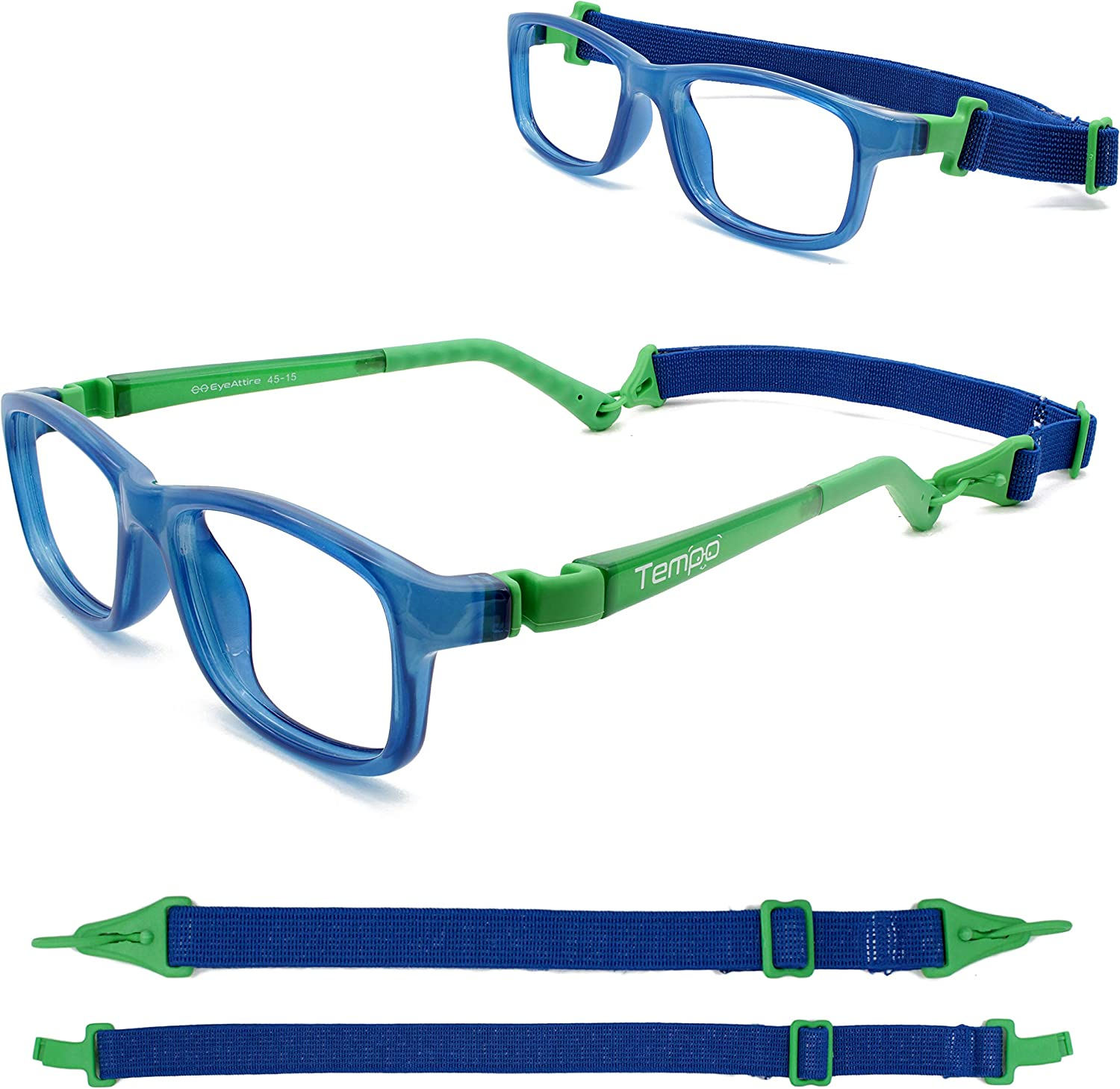High material Tempo: favorite Unbreakable Kids Glasses - Flexible K Fashion For