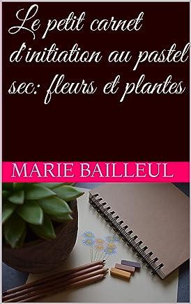 Le petit carnet d'initiation au pastel sec: fleurs et plantes (French Edition)