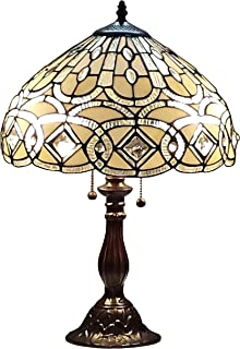 Best white tiffany table lamp Reviews