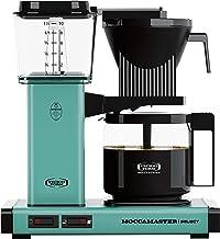 Moccamaster 53981 Filter koffiezetapparaat KBG 741 Select Kleur: Turkoois