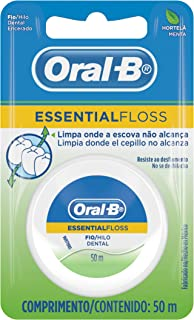 7e660e022 Fio Dental Oral-B Essential Floss Encerado Menta 50m