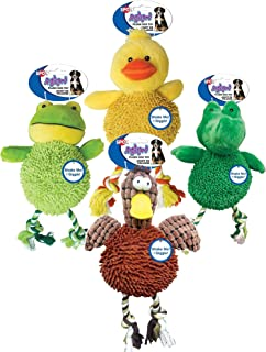 Ethical Pets Gigglers Chicken Dog Toy Assorted