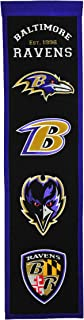 Winning Streak NFL Baltimore Ravens Fan Favorite Banner